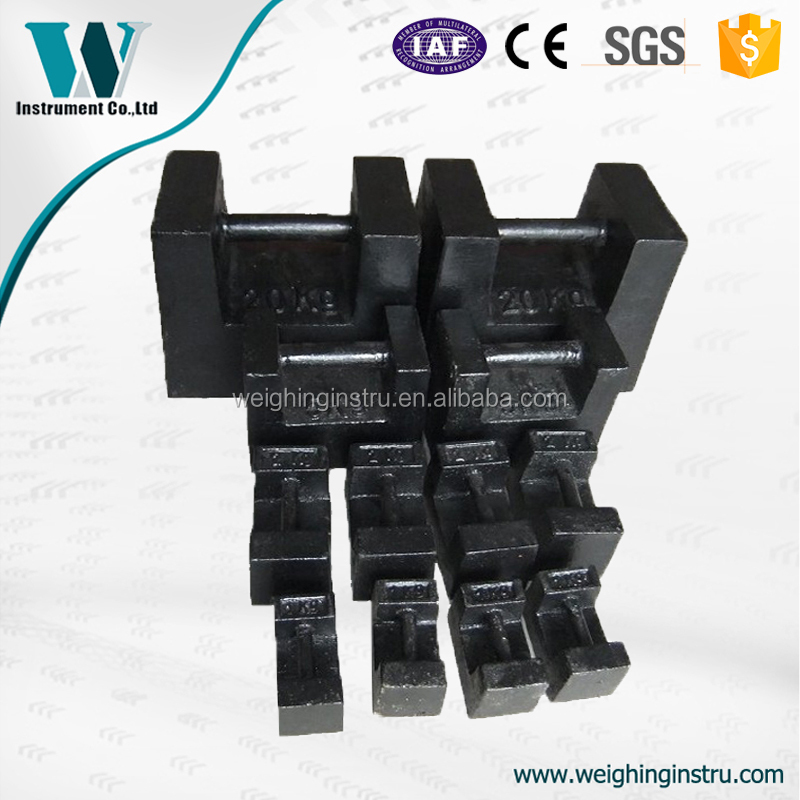counter 25kg cast iron cast iron test weights 500kg