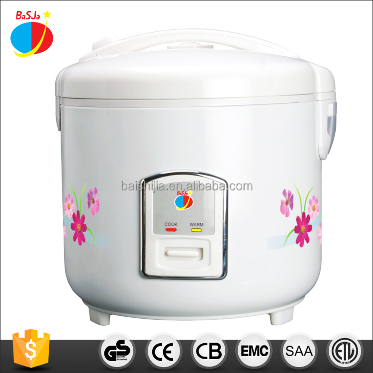 the rice cooker features