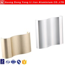 Beautiful brushed aluminium furniture profiles for kitchen cabinet handle with excellent design