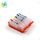 For Canon PGI-450 CLI-451 Edible Ink Cartridge With ARC Chip Refill For Canon Pixma IP7240 MG5440 MG6340 Printer