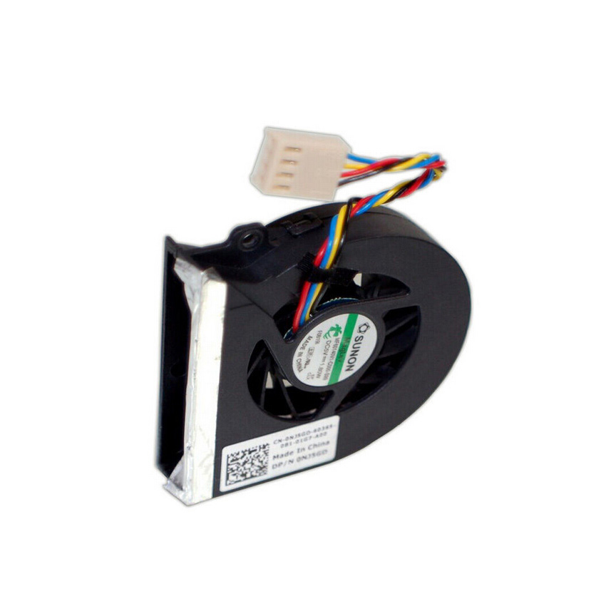Atacado Ventilador de Refrigeração NJ5GD DFS481305MC0T Forcecon Fan CPU para Dell Inspiron One 2305 2310