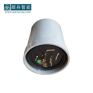 Wireless automatic led street light controller