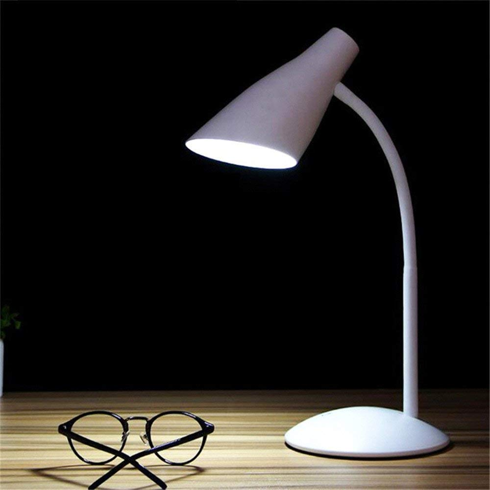 LED Touch Switch Desk Lamp Children Eye Protection Student Study Reading Lamp Dimmer Led Table Lamps Reading Light1,A