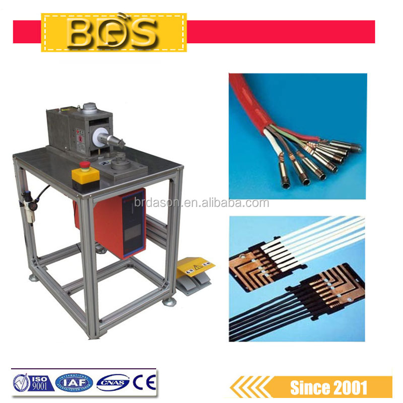 BDS automation equipment dongguan refrigerator copper tube ultrasonic metal welder welding machine
