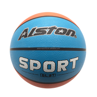 Wholesale custom color best outdoor rubber basketball