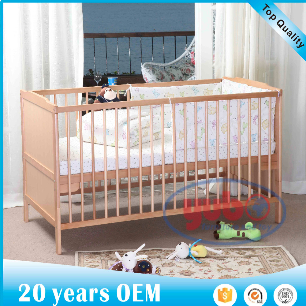 baby Wooden Baby Crib Multi-purpose crib.baby wood bed
