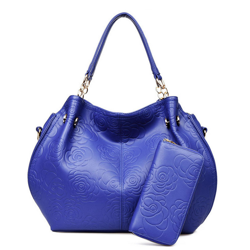 The new leather handbag Women messenger bag fashion leisure ladies' bag patent leather killer bag shoulder bag bolsa feminina