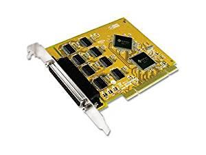 8-Port RS-232 Serial PCI Card (SER5066A)