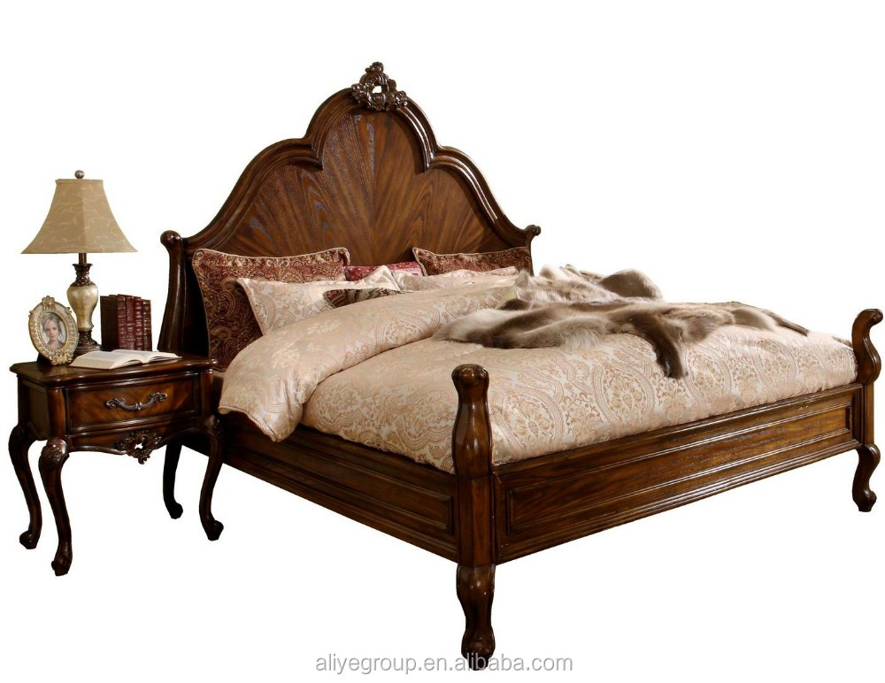 Bedroom Furniture Almirah 8009a- 58k-king bedroom set furniture wooden almirah designs bed
