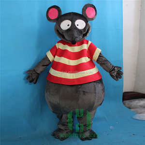 HI factory funny plush animal mouse mascot costume custom carnival mascot costumes excellent lyjenny for adults