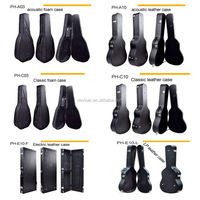hot sale different kind soft LP hard guitar case music accessories