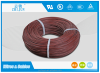 ul 1015 PVC insulation electric wire cable price heat resist cable wire