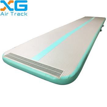 Used Gymnastics Mats For Sale >> Airtrack 8m Mint Green Air Track Used Gymnastic Mats For Sale Buy