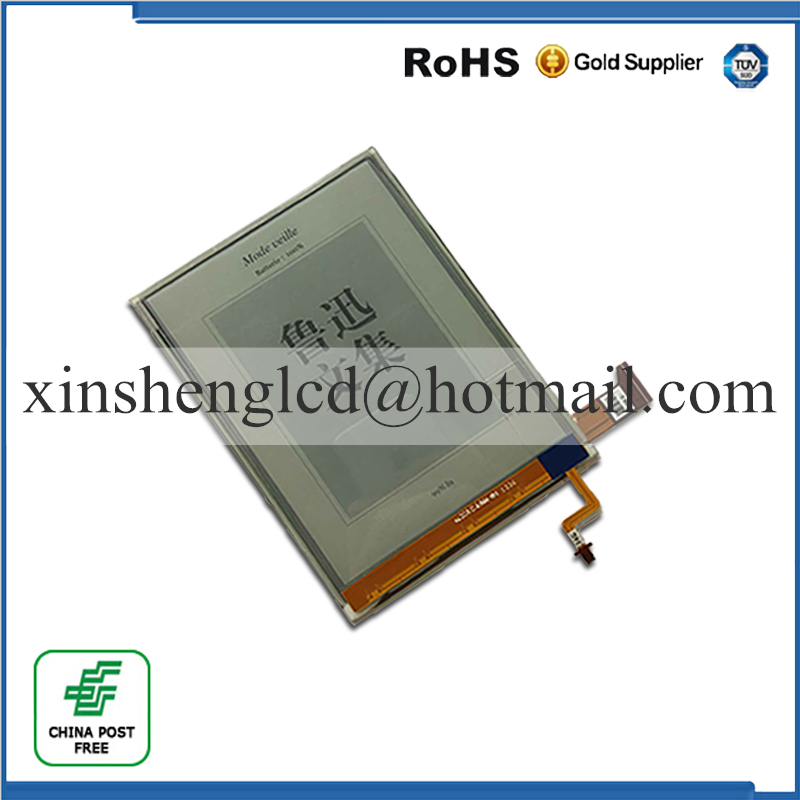Новый оригинальный адрес жидкость-чернил ED060XG1 ( LF ) T1-11 ED060XG1T1-11 768 * 1024 HD XGA экран жемчужина для кобо Glo для чтения электронных книг читалка жк-дисплей