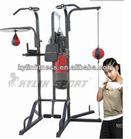 multifunctional gym equipment/boxing stand with sand bag