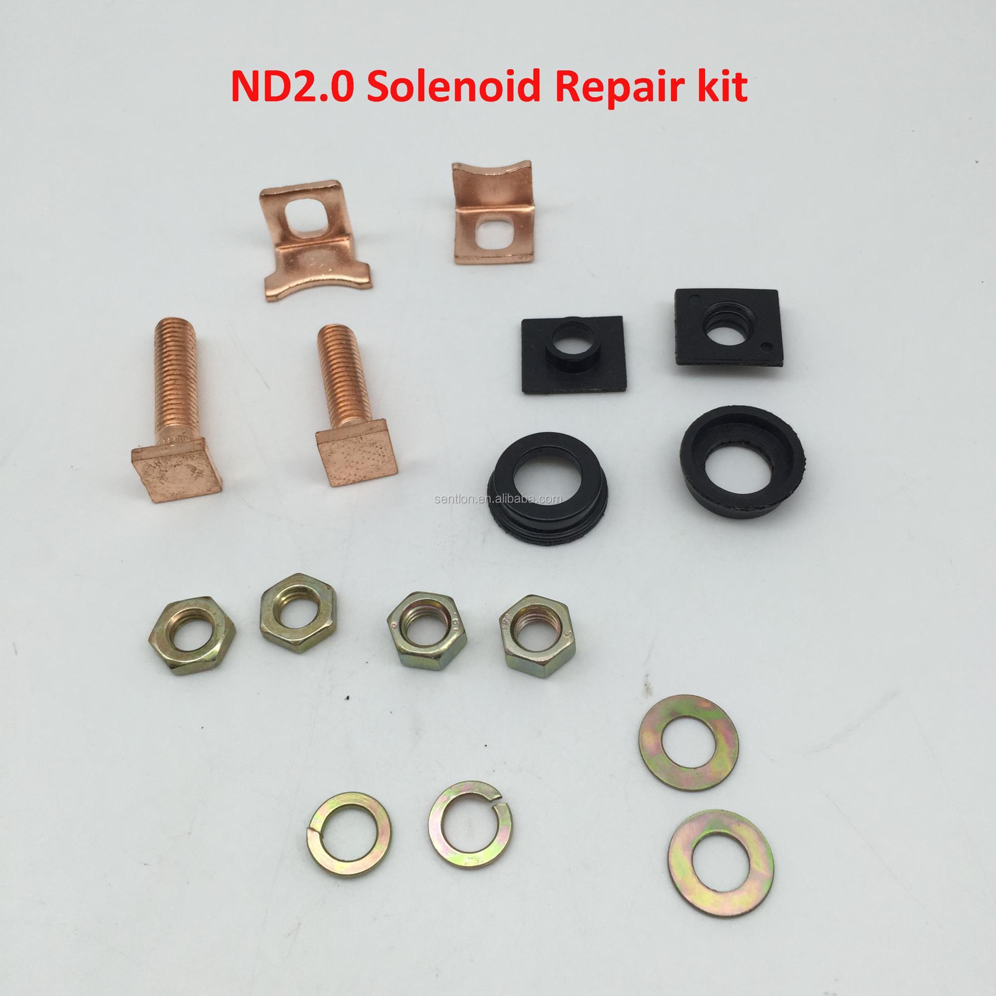 Kit de reparaci/ón de solenoide de arranque Soleniod Rebuild