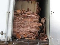 Baled Scrap Leather