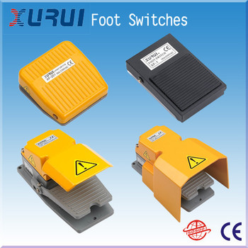Pedal Foot Switch With Safe Cover China Supplier / 250vac Drill ...
