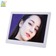 121 inch digital photo frame white a3 full hd design 1080p advertising lcd