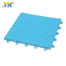 Indoor Field Hockey Plastic Interlocking Lantai