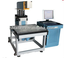 2013 New Design 50W Fiber 3D Dynamic laser printer for large size material printing