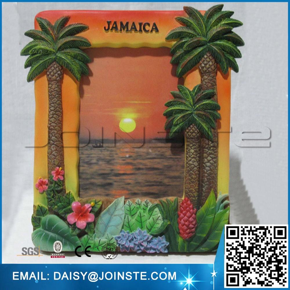 Jamaika Souvenir Harz 3d Bilderrahmen - Buy 3d Foto Rahmen,3d Foto ...