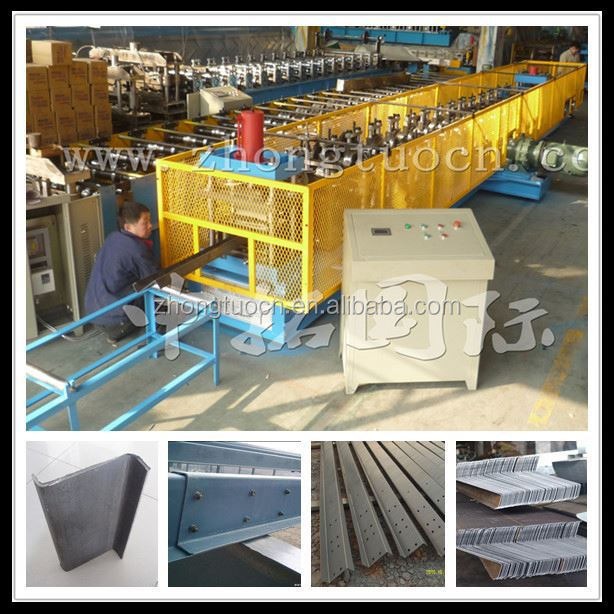 c z section purling cold roll forming machine