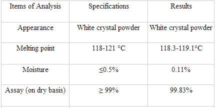 Best Price Of Amygdalic Acid/dl-mandelic Acid/mandelic Acid Cas 611-72-3 -  Buy 202-007-6,C8h8o3,Dl-mandelic Acid Price Product on Alibaba com