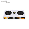 Elegant design Non stick sheet three burners gas stoves lowest price
