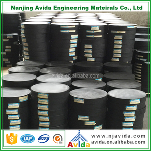 bridge support/isolator/laminated rubber bridge bearing pad