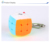 3cm stress relief finger game mini puzzle cube keychain for high quality