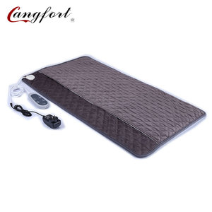 90*50 Safe Heated Bed Thermal 3 Settings Heated Blanket