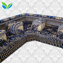 2017 new design recycled foam Arabic Majlis sofa Arabic seating floor sofa set