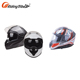The New 2017 Sport Bike Aluminum Safety Mini Motorcycle Helmet