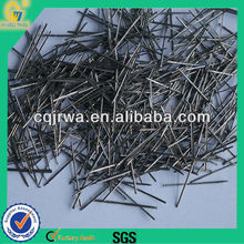 reinforced stainless steel fiber for castable refractory cement