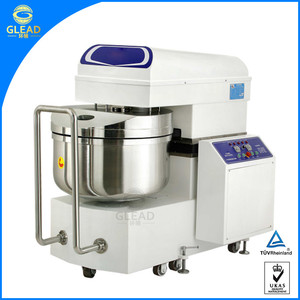 Heavy duty food processing machinery heating stand mixer/mixer food mixer vertical