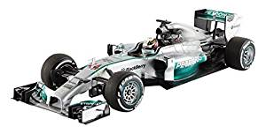 Mercedes AMG Petronas F1 Team #44 W05 2014 Lewis Hamilton Winner Chinese GP Limited Edition to 660pcs 1/18 by Minichamps 110140244