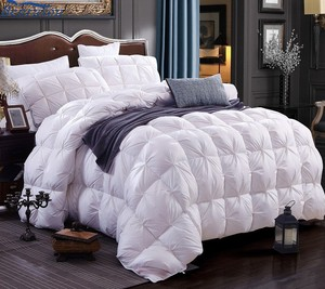 Whole China Home Textile Brand Names White Duck Goose Down Feather Technic Full King Size Bedding