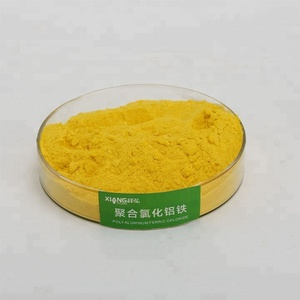 Water treatment flocculant pac chemical poly aluminium ferric chloride