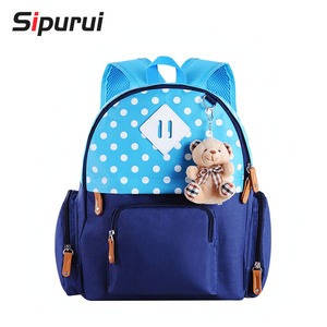 4b39e4a39a High quality polyester children school backpacks for kids