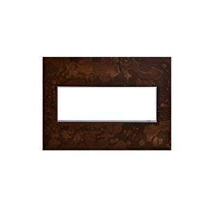 (USA Warehouse) Legrand AWM3GHFBR1 Bronze adorne Hubbardton Forge Metal 3-Gang Wall Plate - 7.1 -/PT# HF983-1754400959