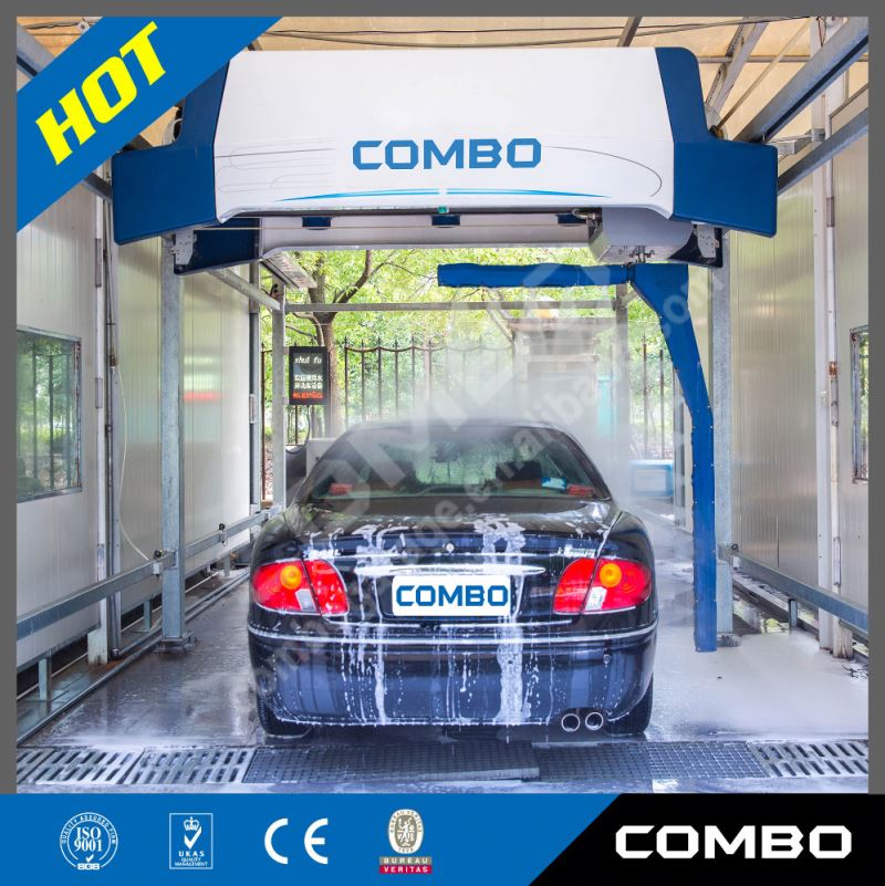 CE hydraulic 220V China automatic car wash equipment price from China