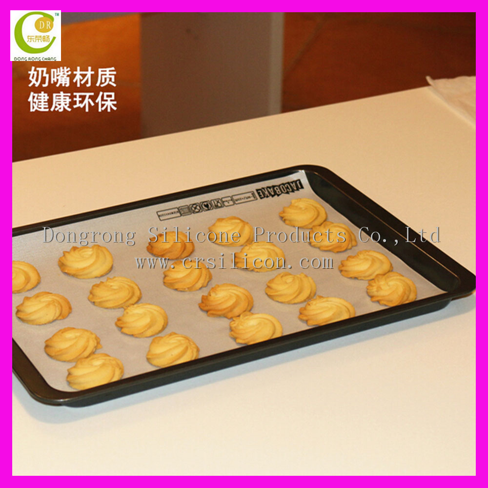 New fashion customized silicone pastry mat with measures silicone baking mat professional kitchen tools equipment