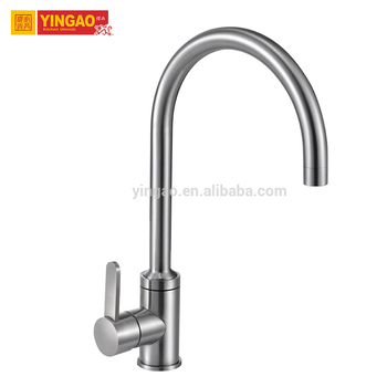 Watermark single handle one hole kitchen sink faucet