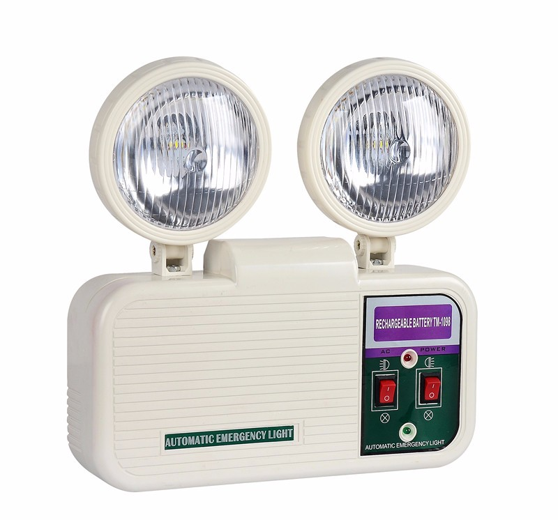 Battery Backup Automatic Led Recharging Emergency Lights For Camping Light