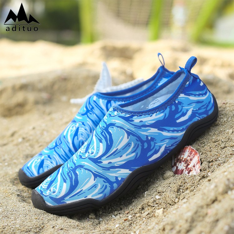 Comfortable High Quality Low Price Water Beach Swim Man Sport Shoe
