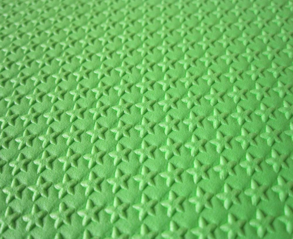 colorful and textured EVA foam sheet for slipper making