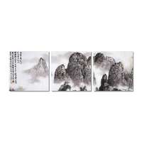 Famous Chinese Landscape Mountain Art Paintings Prints On Canvas