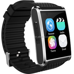Android Smart Mobile Watch Phones With 3G MTK6580 Quad Core 1.3GHZ