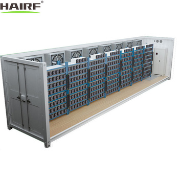 Hairf Antbox Bitcoin Mining Container Asic Miner Integrated Data Center  Cabinet - Buy Bitcoin Mining Container,Ac Cooling System,Container Data  Center